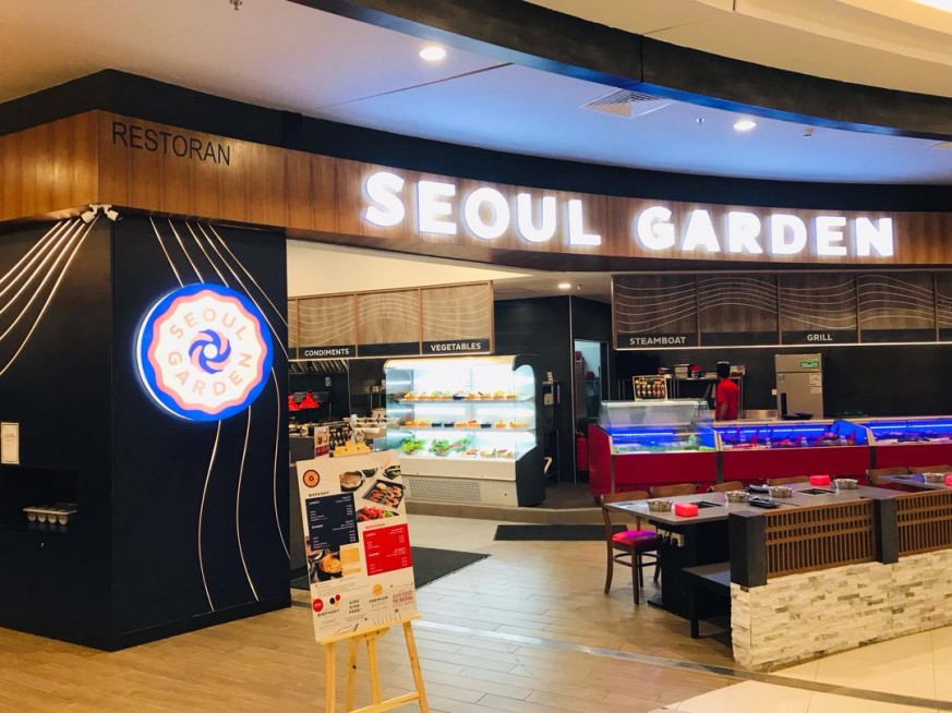 Welcome To Seoul Garden Korean Asian Buffet Restaurant In Malaysia